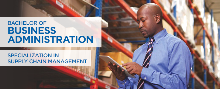 Specialization in Supply Chain Management - Yorkville University