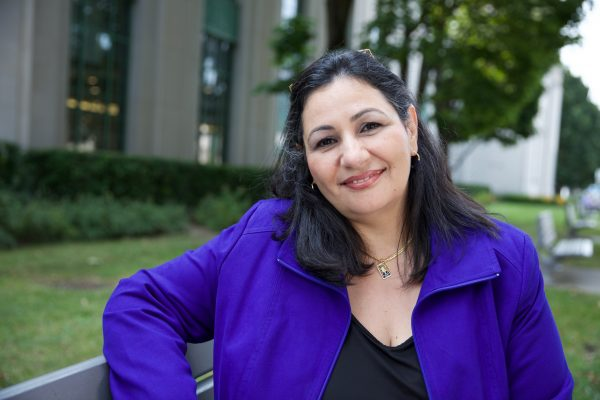 MED Alumnus Rima Al Tawil Excels, Putting Online Education Theory into Practice