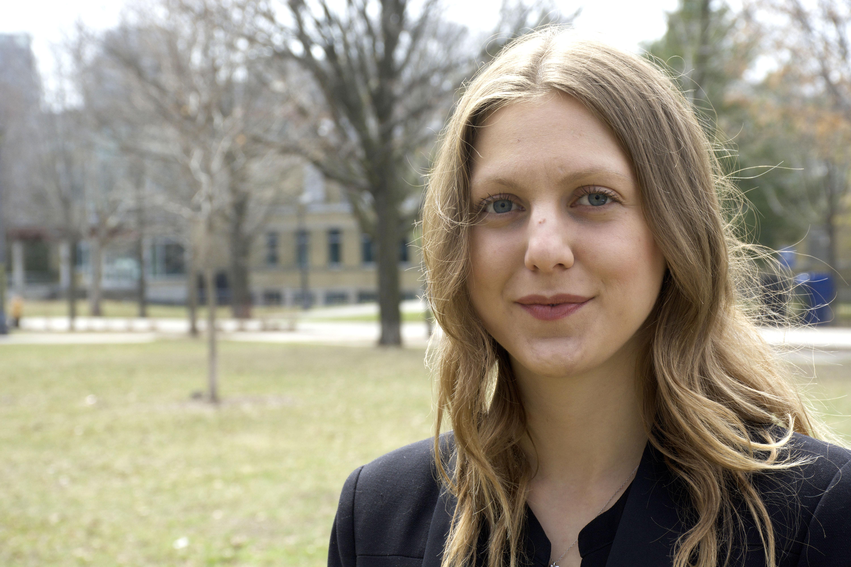 Meet Angela Padden: 2015 Valedictorian of the Bachelor of Interior Design