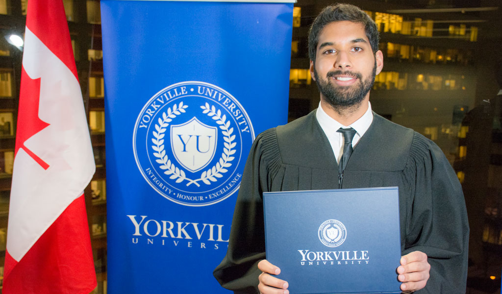 From Small Town to Big City, Master of Education Graduate Finds Personal & Professional Success