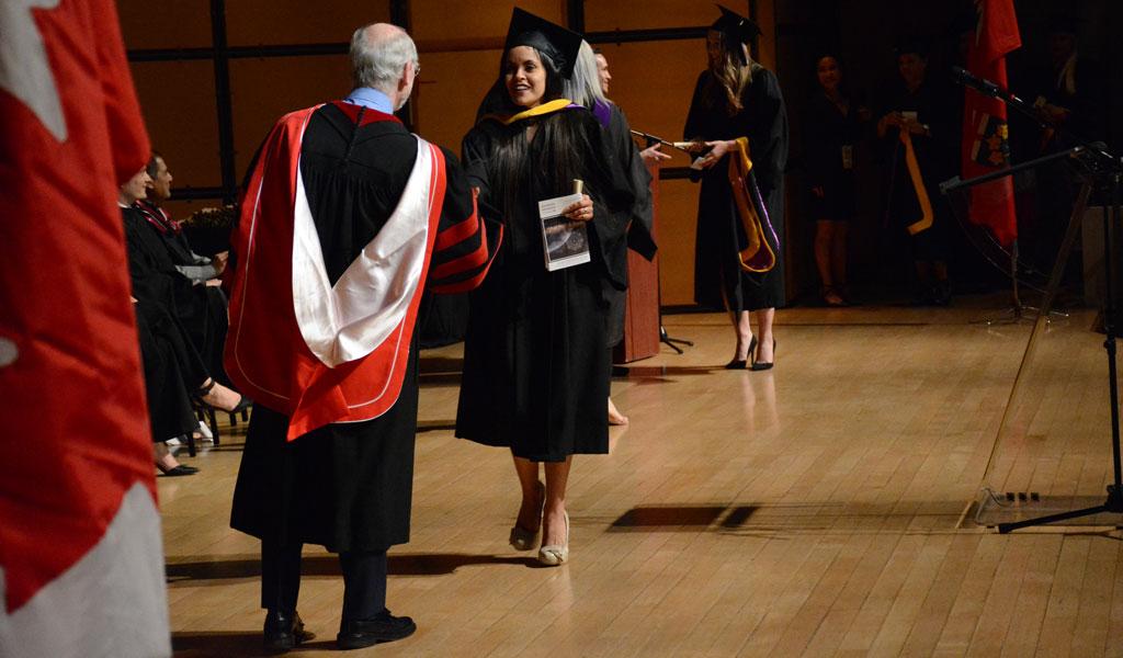 Yorkville University and Toronto Film School celebrate 2019 Graduation