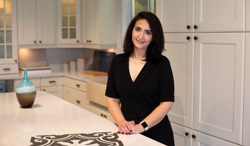 Yorkville Interior Design Grad's Work Featured on Property Brothers, Love It Or List It