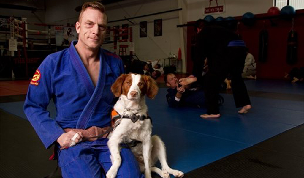 MACP Student Establishes Jiu-Jitsu Program to Help Fellow Vets, First Responders Cope With PTSD