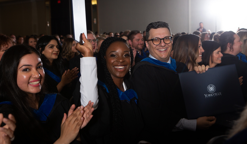 Everything You Need to Know About the 2020 MACP Graduation