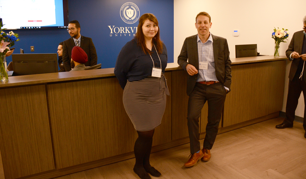 Yorkville University Celebrates Grand Opening of New Westminster Campus