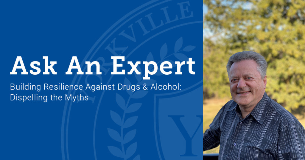 Ask An Expert event poster