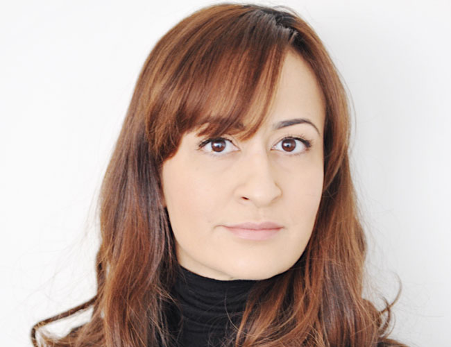 Sepideh Mahani headshot