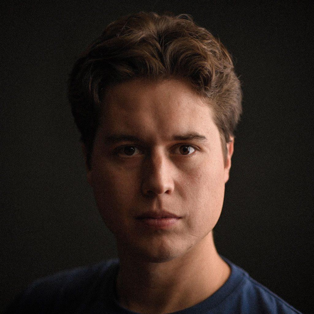 Bachelor of Creative Arts student Felipe Domingo Guzman Gomez Aguado