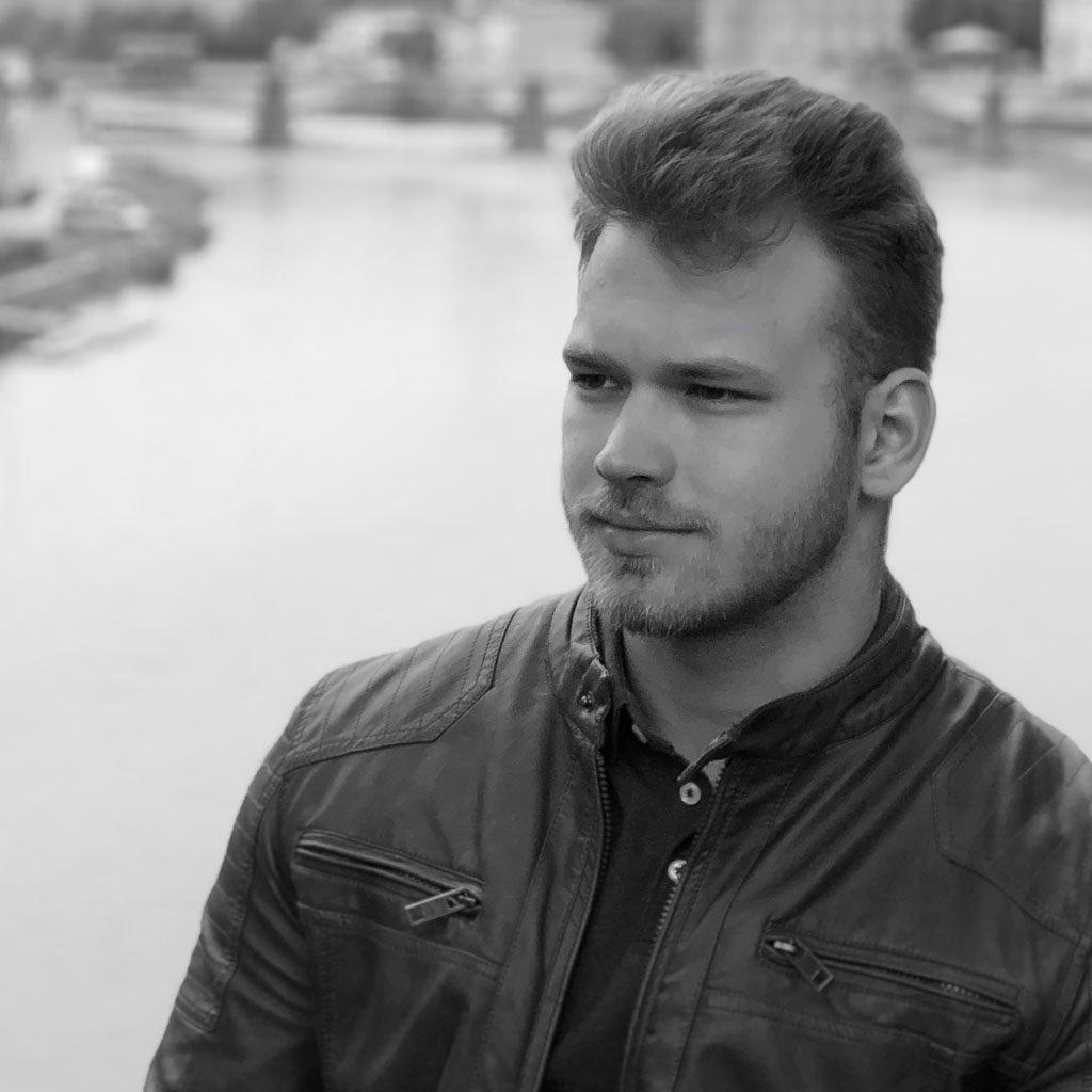 Egor Trushin, filmmaker 'Turtles of Ontario'