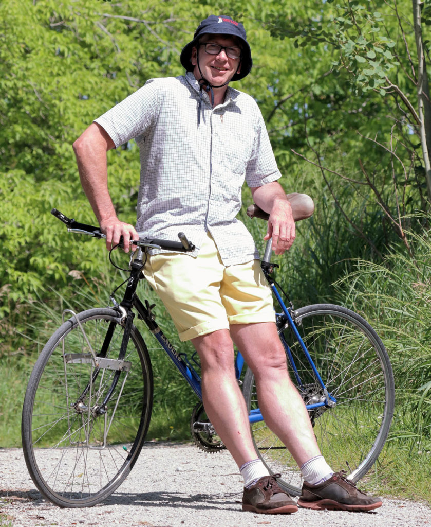 Andrew Fuyarchuk, Ontario turtle advocate